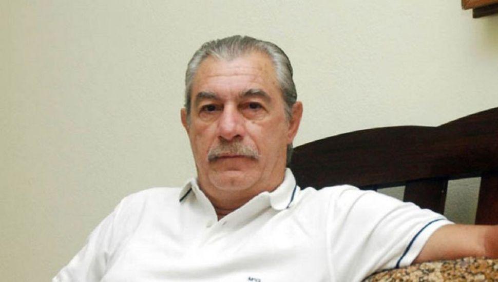 Freddy Storani estará esta noche en Chacabuco .