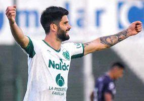 La Cámara de Apelación ordenó embargarle  parte del salario al jugador Nicolás Orsini