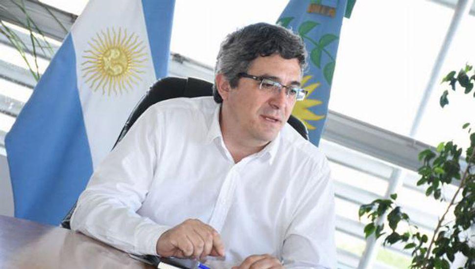 Javier Rodríguez, ministro de Desarrollo Agrario bonaerense, concedió una entrevista a Democracia.