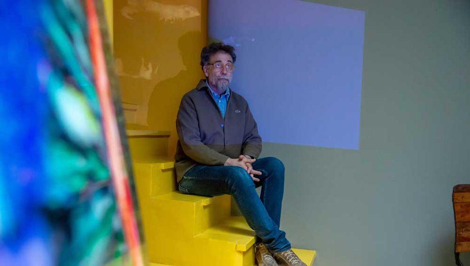 Entregarán un reconocimiento  al artista local Julio Lascano
