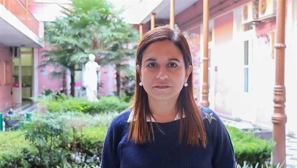 Clara Masino.