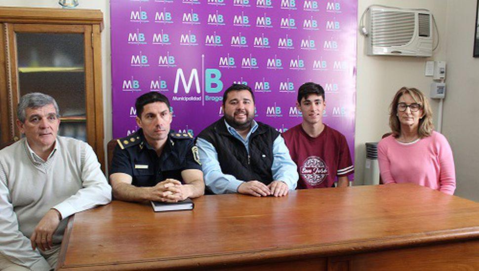 Anunciaron las actividades de la Semana de la Juventud en Bragado