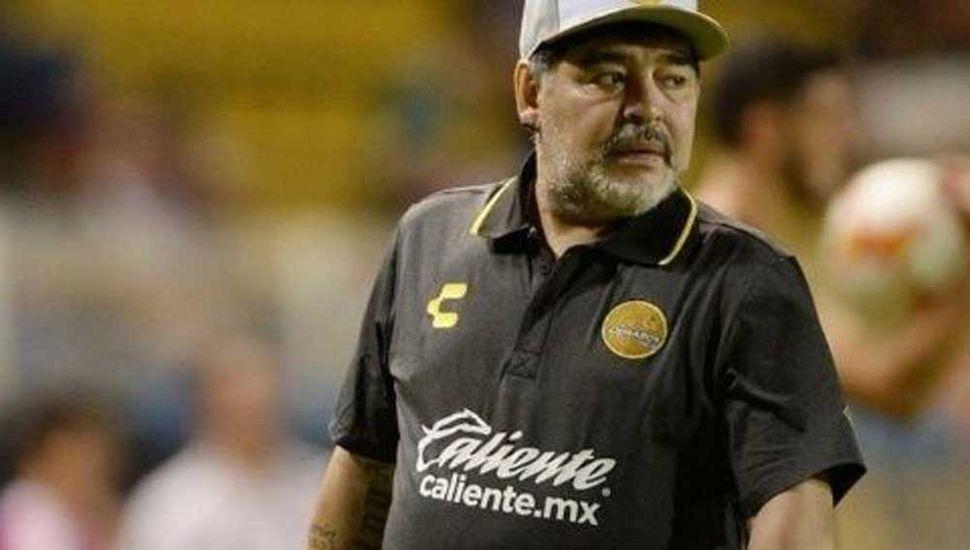 Dorados, dirigido por Diego Maradona, va  por el pase a la final