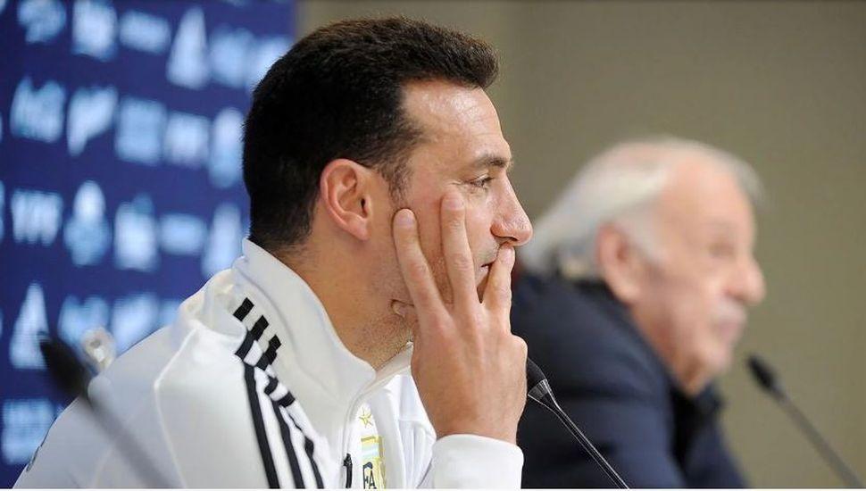 Menotti aseguró que Scaloni seguirá como técnico de la Selección argentina hasta Qatar 2022