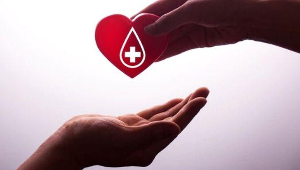 Rojas se suma a la campaña por el Día Nacional del Donante Voluntario de Sangre