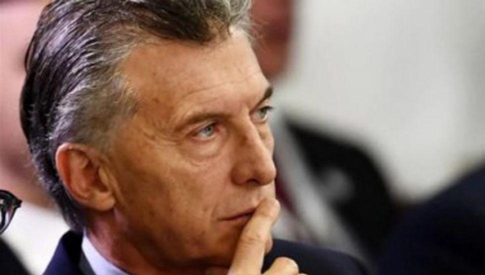 """Macri: """"El dólar se va a quedar donde está"""""""