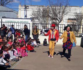 Rojas celebra el Día del Niño con diversas actividades