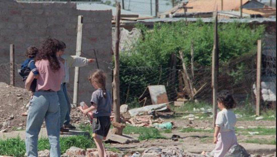 El índice de pobreza subió al 32%
