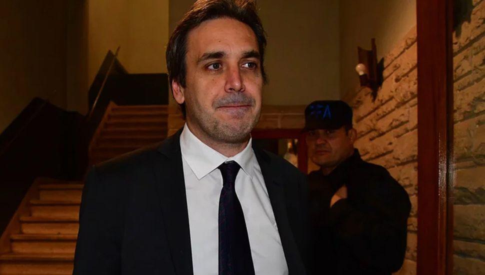 El fiscal volvió a pedirle a Ramos Padilla que deje la causa de D'Alessio