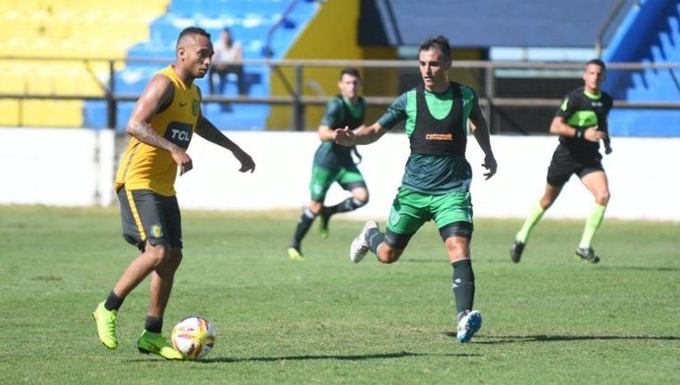 Sarmiento venció a Rosario Central por 1 a 0