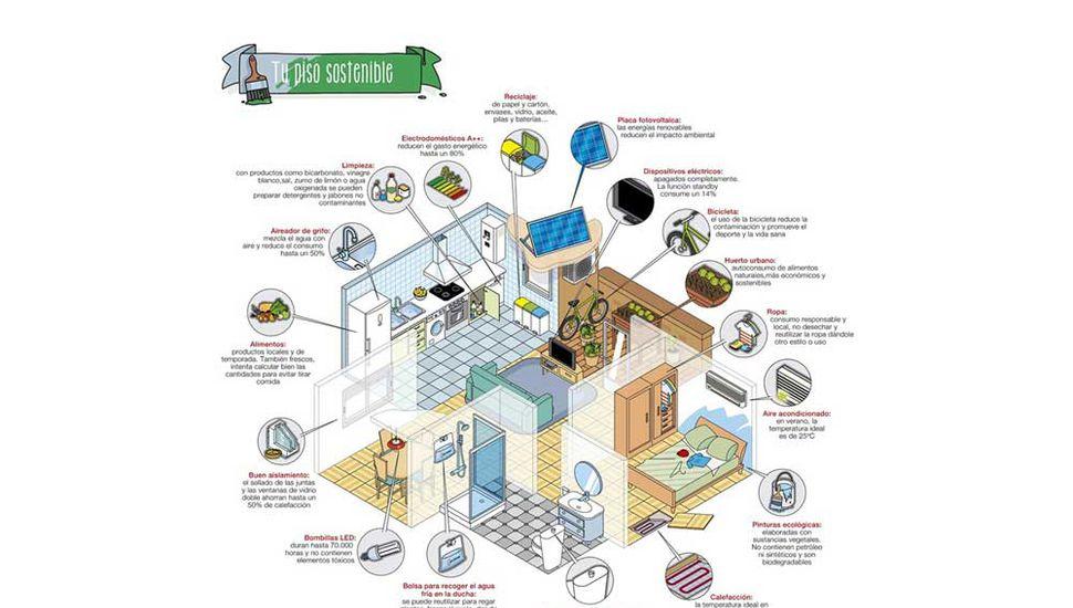 Consejos indispensables para transformar tu casa en sostenible