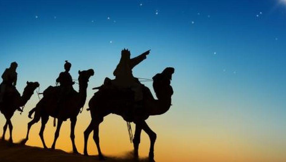 Hoy llegan los Reyes Magos a Ameghino