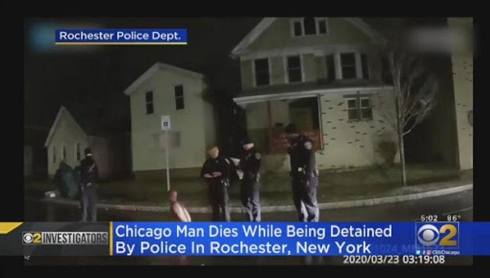 violencia policial ee.uu.