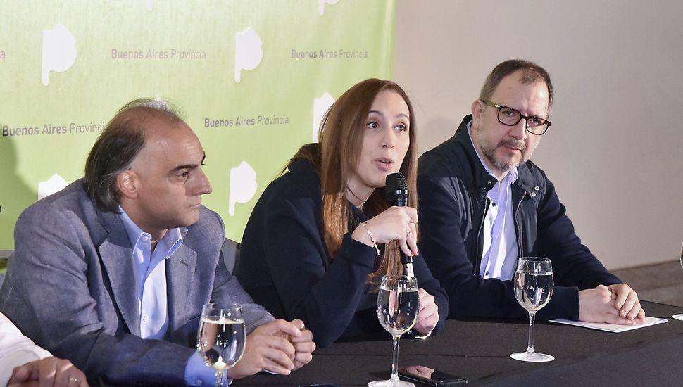Vidal aprobó la designación de jueces, defensores y fiscales en la provincia de Buenos Aires