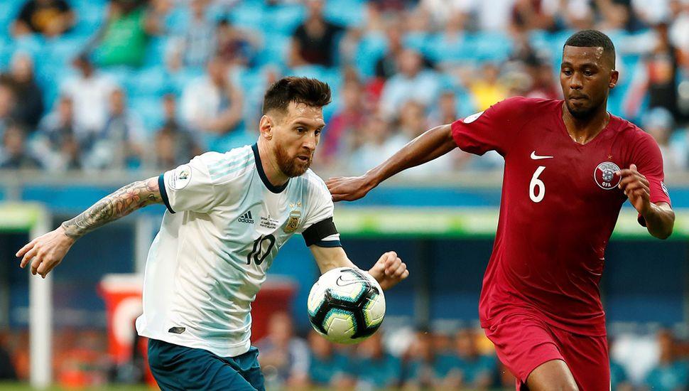 Lionel Messi cumplió ayer 32 años.