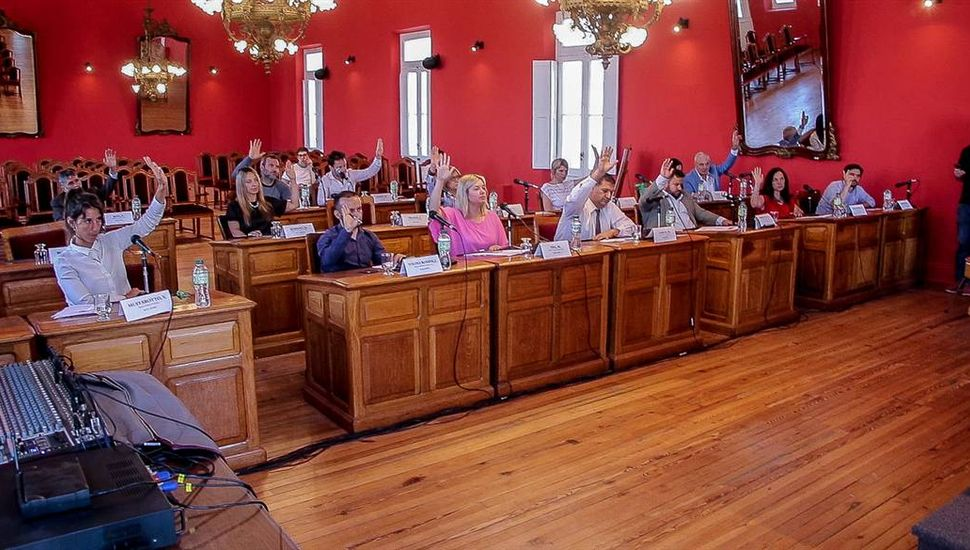 El Concejo aprobó la prestación del SAME en Junín
