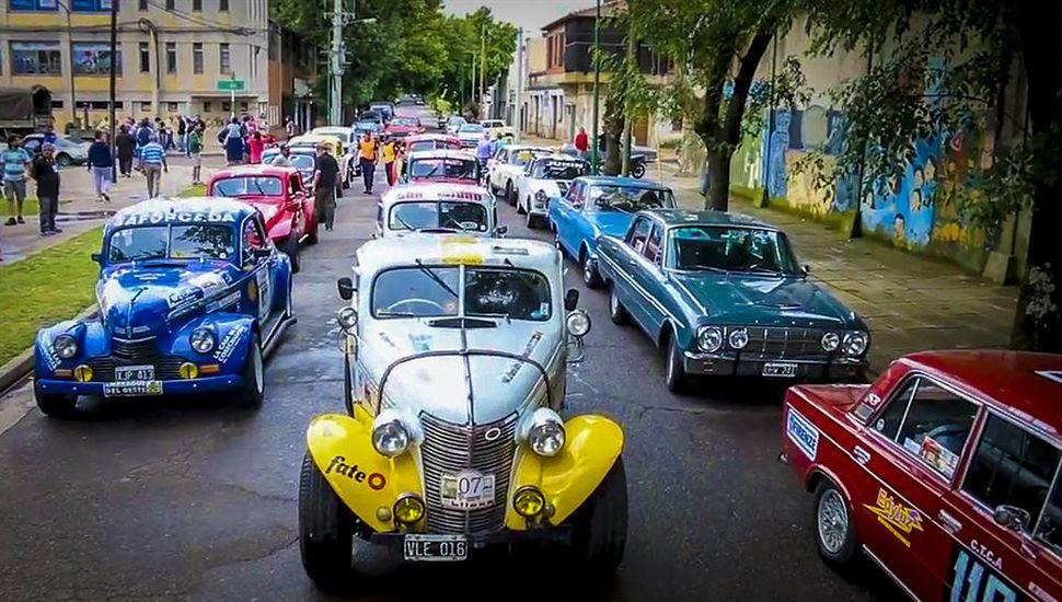 Junín recibirá a los participantes del Gran Premio del Automovilismo Histórico