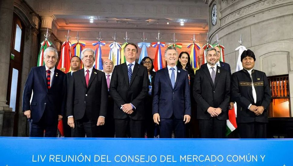 El Mercosur expresó su preocupación por la grave crisis que atraviesa Venezuela