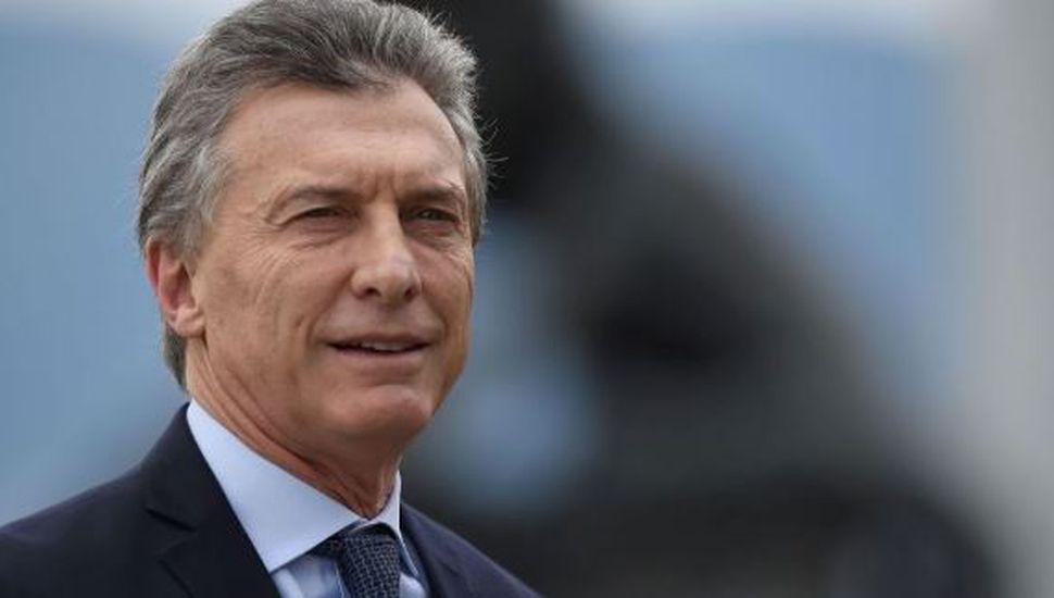 """Macri: """"Los argentinos debemos atravesar los problemas con templanza"""""""