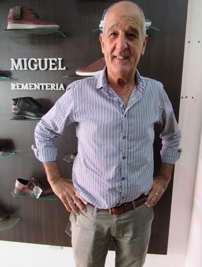 """Miguel Ángel """"El Flaco"""" Rementería"""