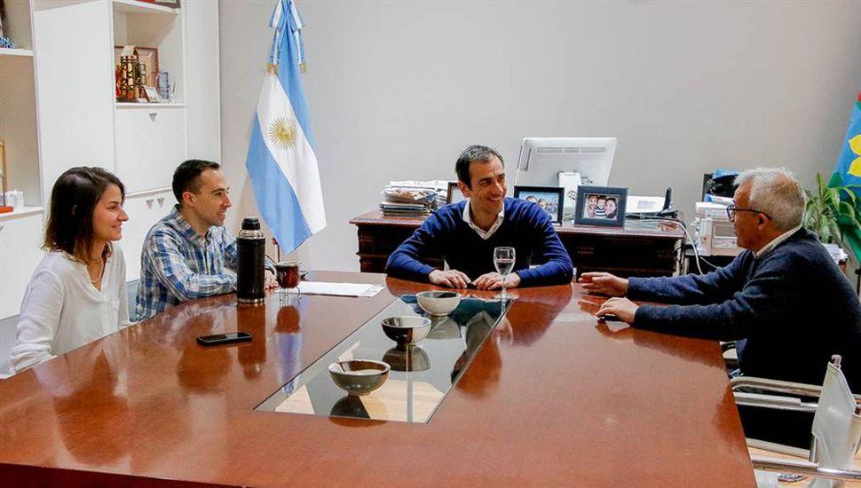 """Lanzan un nuevo llamado a los juninenses para inscribirse en la segunda etapa del programa """"Mejor Hogar Materiales""""."""