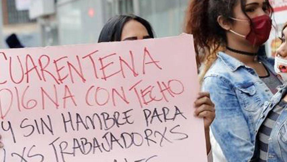 Pidieron garantías para el trabajo sexual en países del Caribe y Latinoamérica
