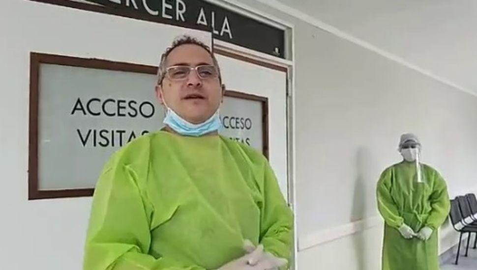 En plena pandemia, renunció el director del hospital de Chacabuco