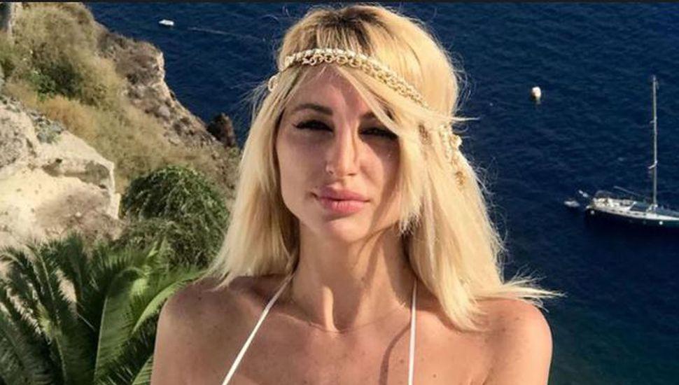 Vicky Xipolitakis anunció que está embarazada