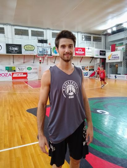 Mateo Battistino.