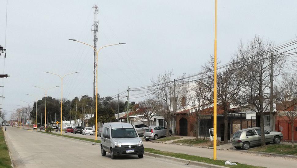 Los fomentistas señalan que los reductores de velocidad de Pastor Bauman ayudaron a mejorar el tránsito en este barrio.