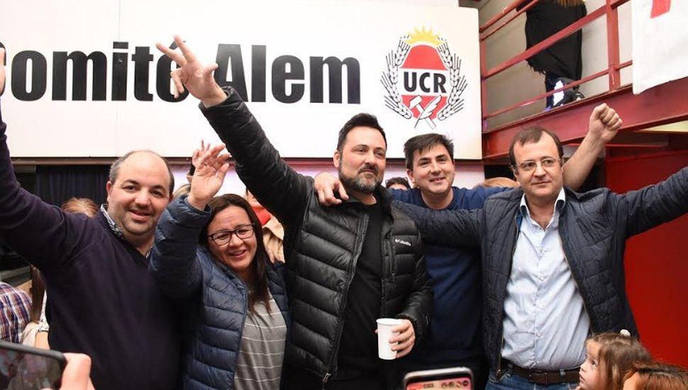 Por dos puntos, el Frente de Todos ganó en Chacabuco