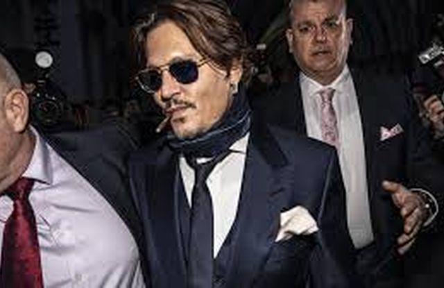 Comienza el juicio de Johnny Depp contra el diario británico 'The Sun'