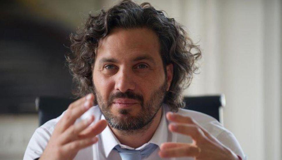 Santiago Cafiero repasó diversos temas de la economía.
