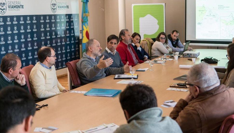 Licitan obras hidráulicas para Zavalía y Baigorrita