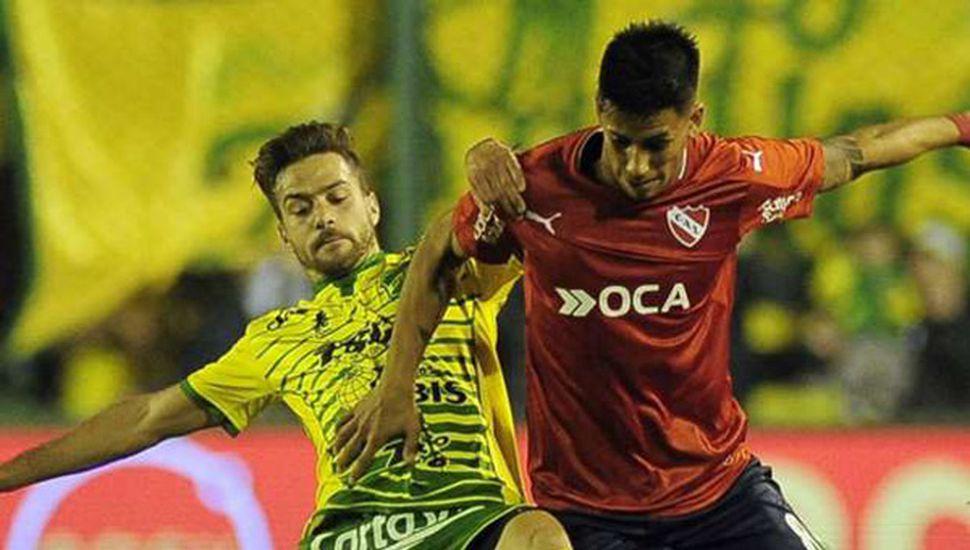 Independiente derrotó  a Defensa y está cerca  de la Libertadores