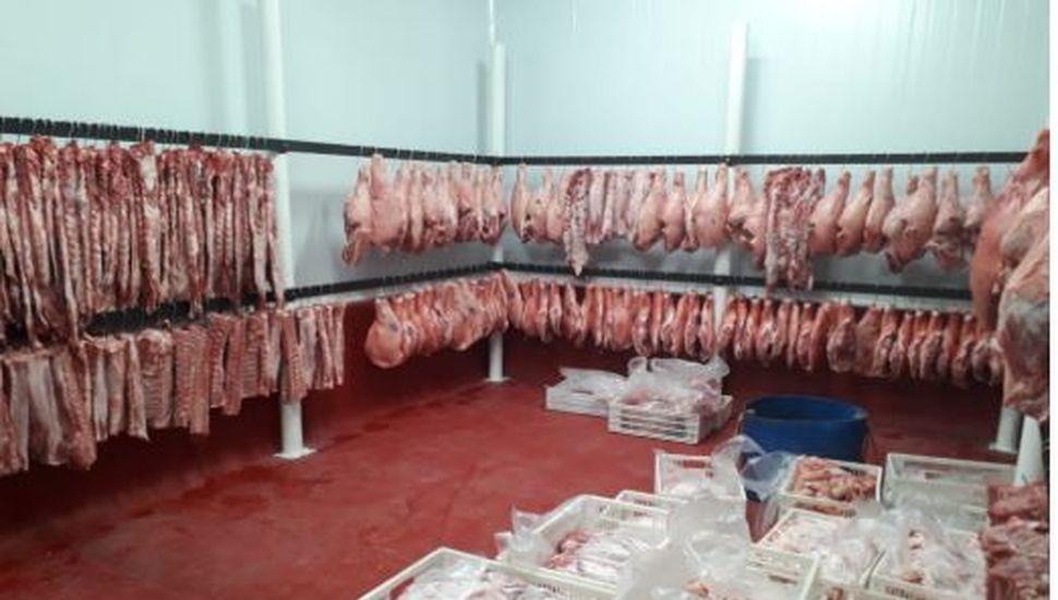 Arenales pondrá en marcha el Nuevo Frigorífico de vacunos y porcinos