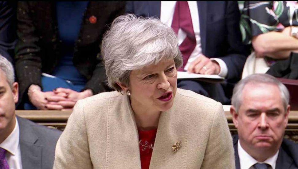 Rechazan por tercera vez el acuerdo del Brexit