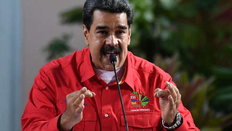"""El chavismo acusó a EE. UU.  de """"permanente acoso"""""""