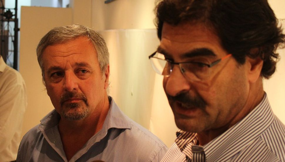 El ministro de Agroindustria bonaerense visitó Rojas