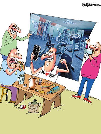 El 31% de los juninenses reconoce que no realiza actividad física