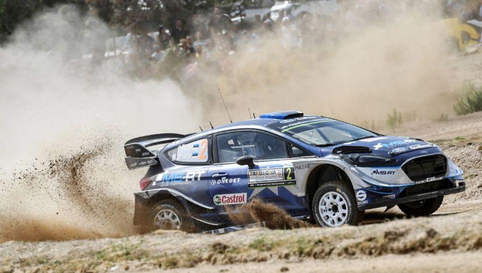 Tänak y Latvala, lucharán en el Rally de Cerdeña.