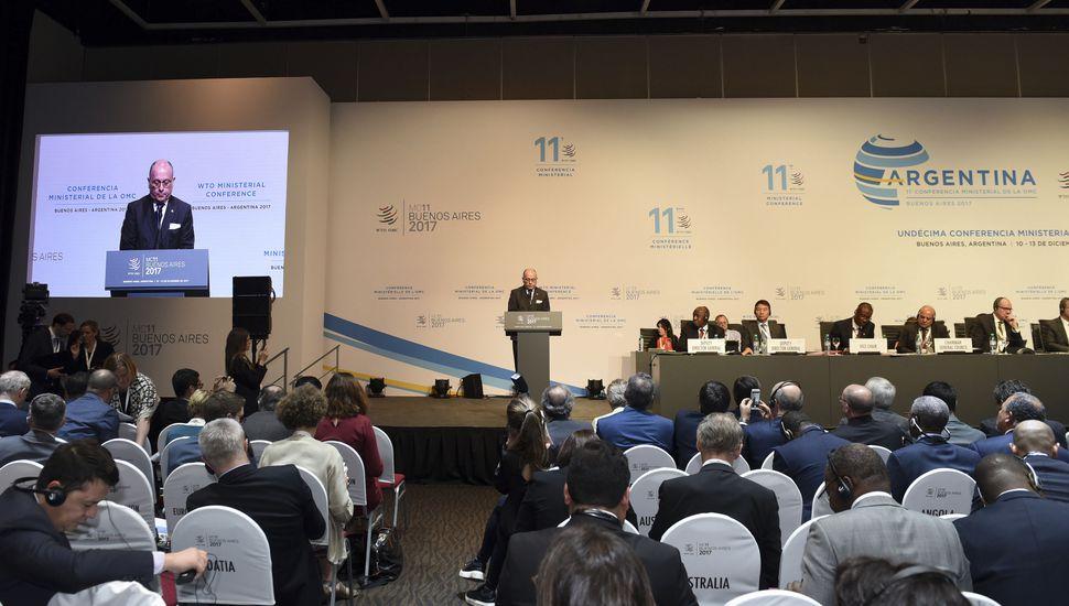 Alientan un programa de trabajo para las Pymes en el marco de la OMC