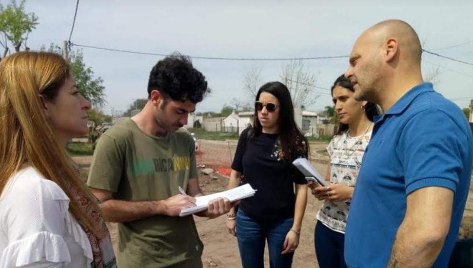Chacabuco busca sumarse al Registro Nacional de Barrios Populares