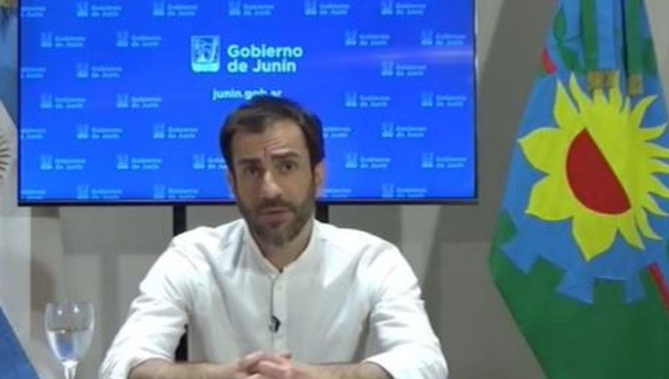 """Pablo Petrecca: """"Ninguna actividad económica puede durar mucho tiempo cerrada"""""""