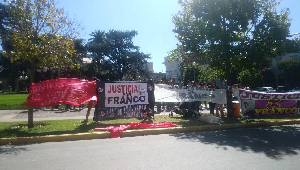 Condenan a tres años y seis meses de prisión al conductor que atropelló a Franco Galván
