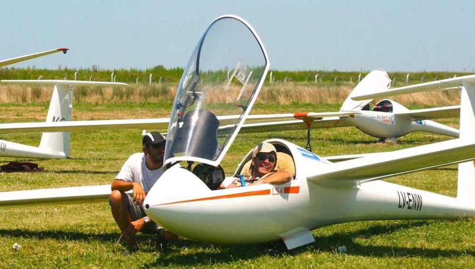 Manuel Darraín, del Club Planeadores de Junín, está tercero en la general de la categoría Combinada Standard, en el 65º nacional de vuelo a vela.