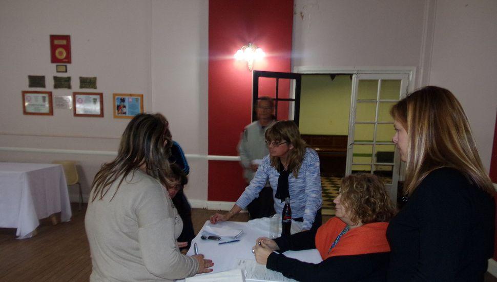 Nuevo operativo de monotributo social en Rojas