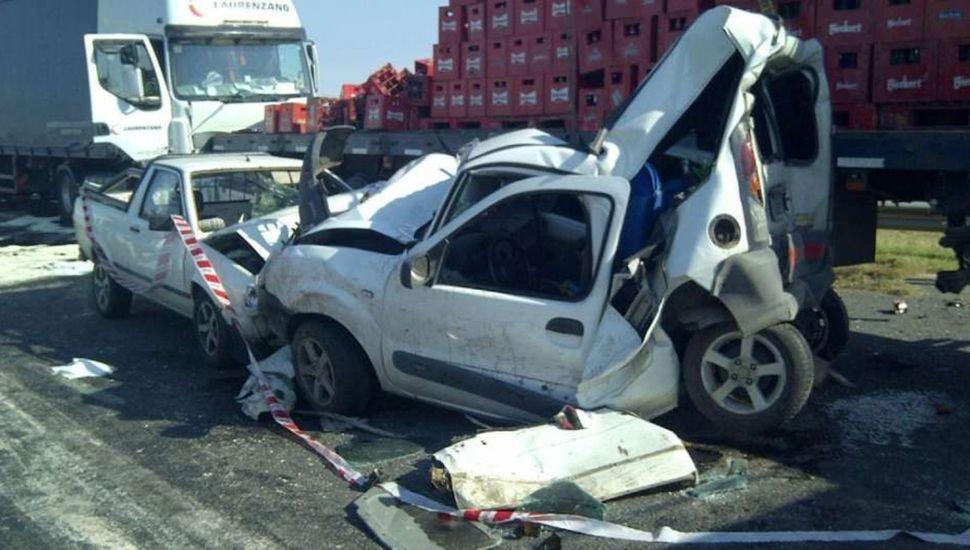 El tránsito no sólo provoca muertes, sino que cada año miles de personas sufren heridas de distinta gravedad como consecuencia de los accidentes.