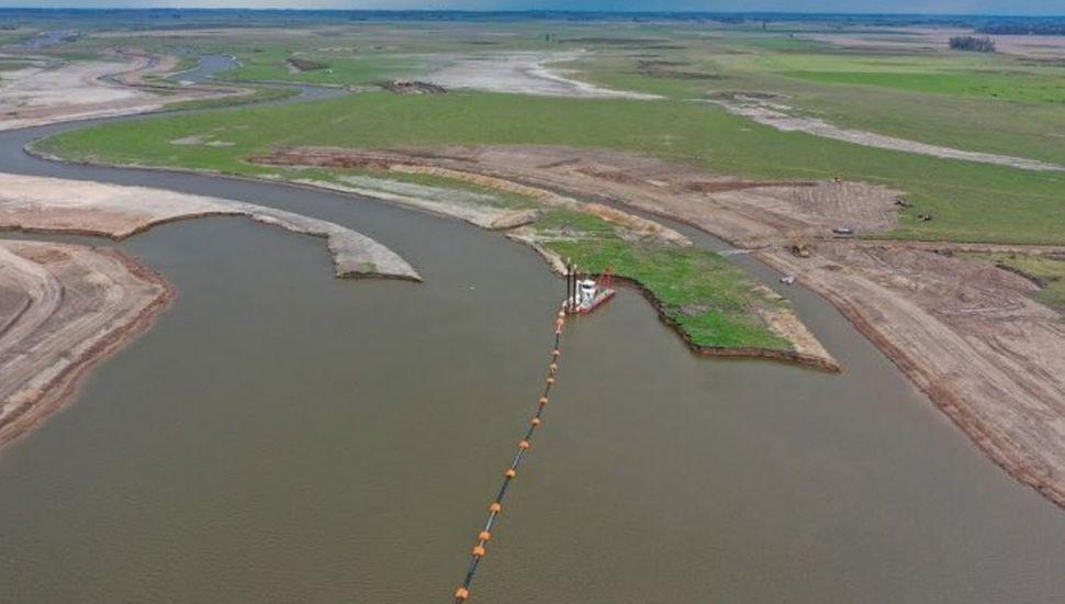 Presentaron un nuevo sistema de prevención de inundaciones en la Provincia