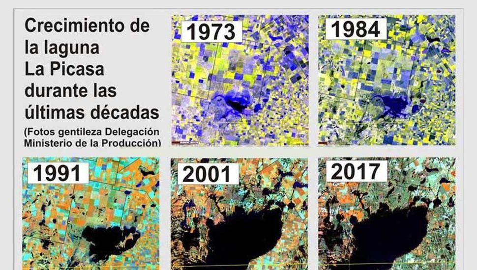La Provincia implementará  imágenes satelitales en la  gestión de recursos hídricos